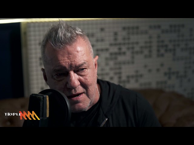 Jimmy Barnes talks about the new song off Flesh and Blood 'Gateway To Your Heart' | Triple M