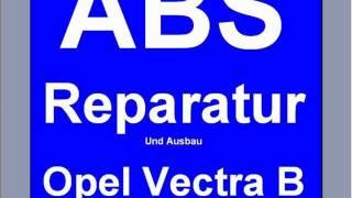 Ausbau Reparatur ABS Opel Vectra B pumpe steuergeraet Kelsey Hayes S108196002 J K M L 13216601 TRW