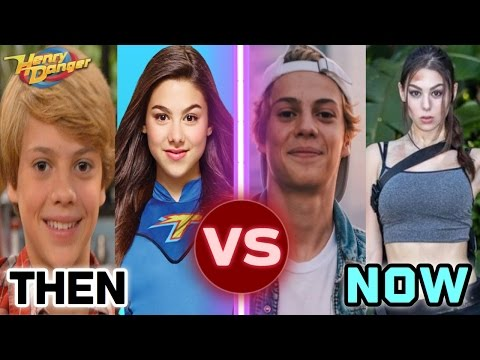 Nickelodeon Stars Then And Now | Henry Danger, Game Shakers Before And After