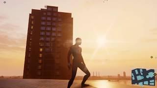Oyunların Grafiklerinde Kullanılan Hileler -1 Spider-Man