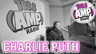 Charlie Puth Interview with The TJ Show