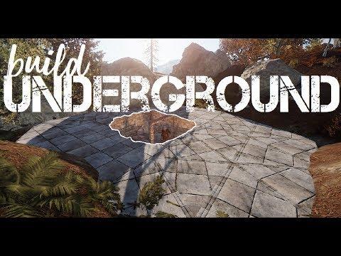 RUST: Build Underground