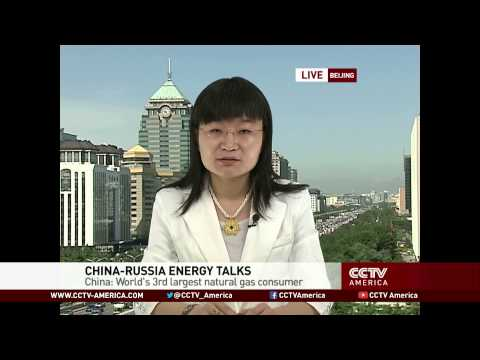 China-Russia Natural Gas Deal on the Way