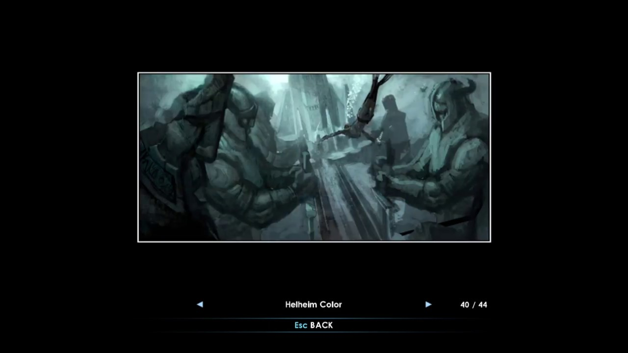 Bonus Tomb Raider Underworld Environment Concepts