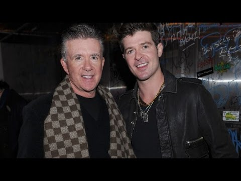Tributes from Alan Thicke's sons