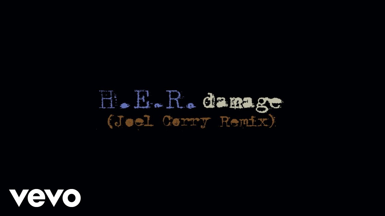 H.E.R. - Damage (Joel Corry Remix (Audio))