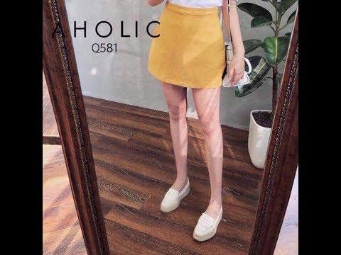 Số 70: Quần sooc giả váy- Cương Nguyễn: