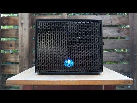 Building a Fully Silent Fanless PC - Cooler Master Elite 110