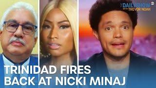 Debunking Nicki Minaj's Swollen Balls Claims | The Daily Show