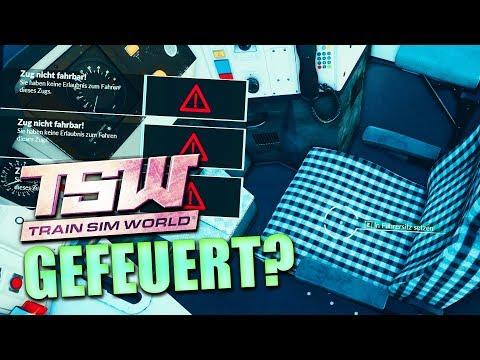 Direkt GEFEUERT? - Train Sim World Great Western Express