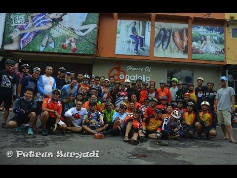 Touring Gunung Padang 2016
