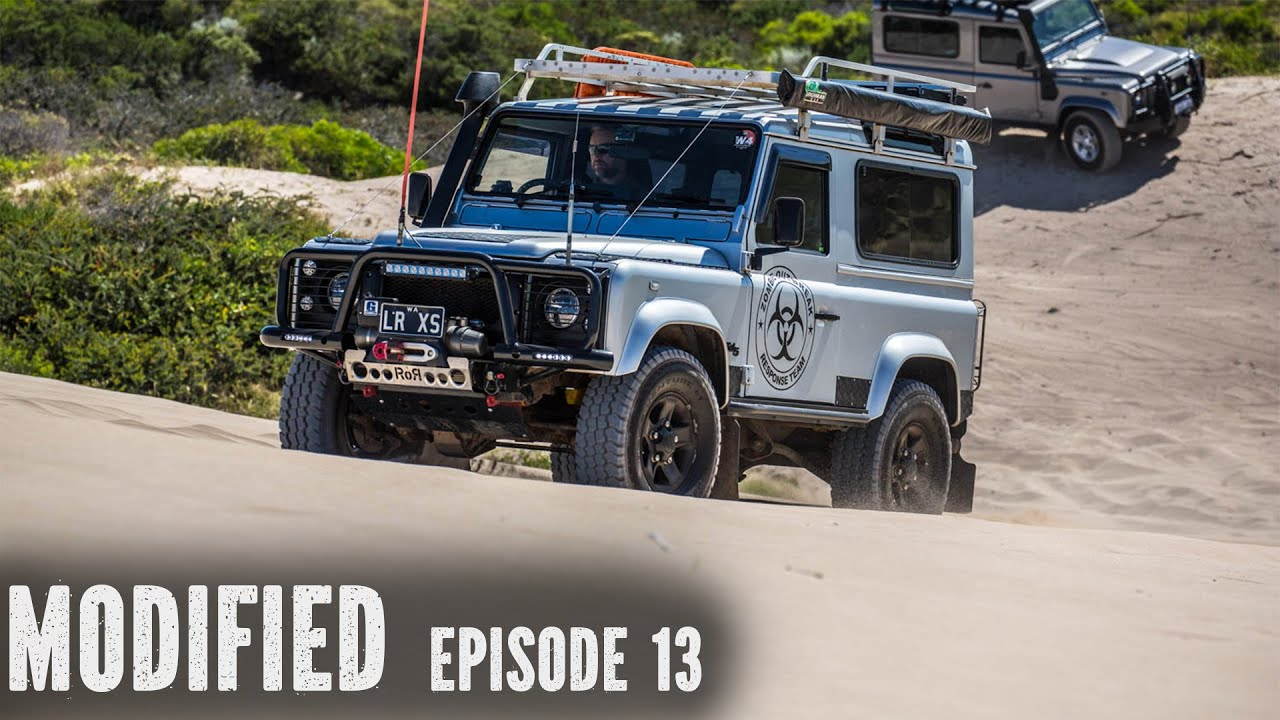 Modified Land Rover Defender 90 Modified Episode 13 Youtube