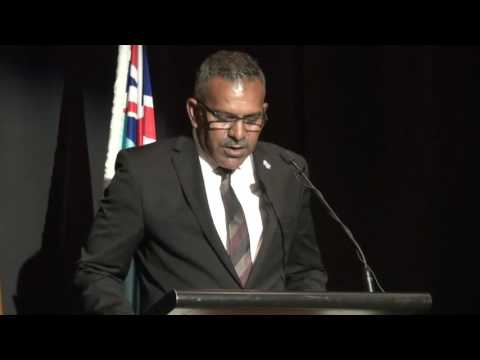 Fijian Trade Minister closes Trade & Investment Symposium in Auckland