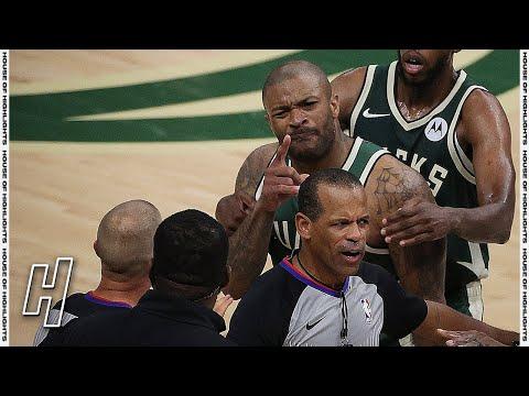 Download Kevin Durant's Bodyguard Suspended for Nets-Bucks Series for Shoving PJ Tucker