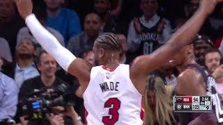 DWYANE WADE'S FINAL NBA BUCKET!