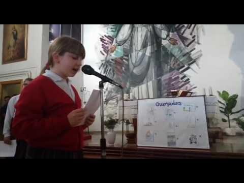 Ganadores Poesía a la Virgen 2016