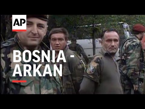 Bosnia  Arkan & His Tigers Battle For Kljuc