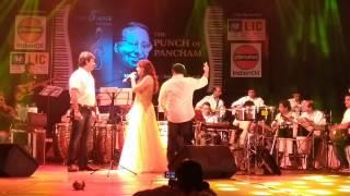 Sun Sun Kasam Se| Asha Bhosle| Danny| Kaala Sona| Live Concert| Anupam Ghatak| Punch of Pancham