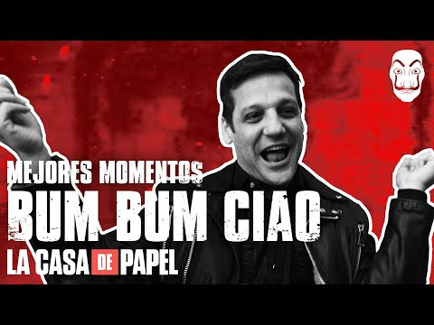 La Casa De Papel | Bum, Bum, Ciao | Parte 3 Episodio 5 | Netflix