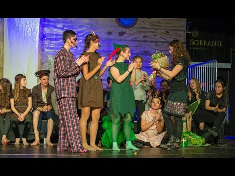 Peter Pan Production - March 2018 @ British School of Bucharest