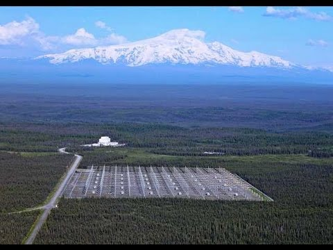 HAARP Facility Shuts Down!
