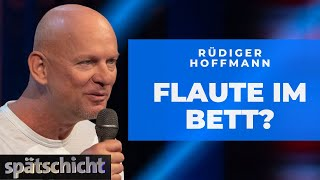 Flaute im Bett? Rüdiger Hoffmann weiß Rat!