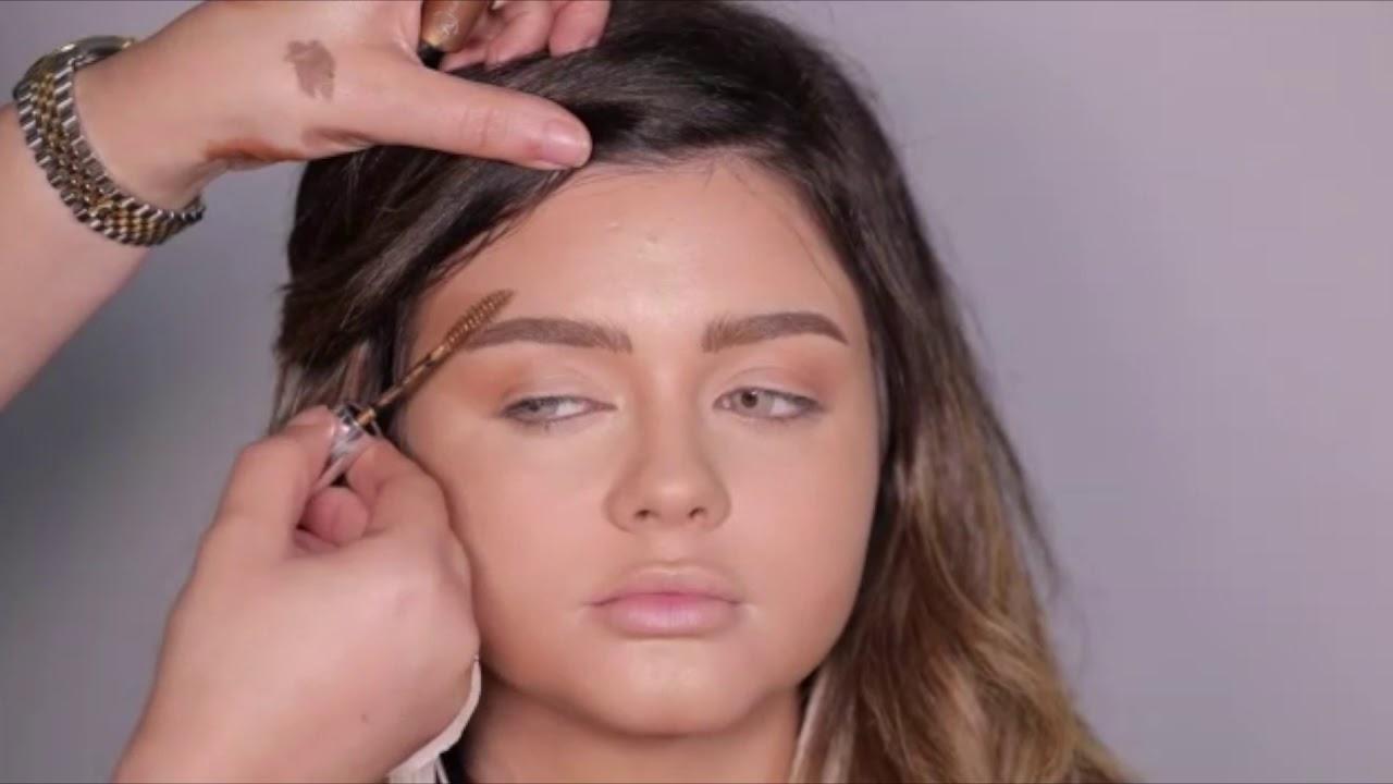57d3e06af Makeup Tutorial by Alaa Dashti | ميكب توتوريال مع ألاء دشتي - YouTube