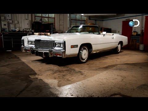 Casse-cash : Ils ont fait un travail exceptionnel sur cette Cadillac !