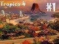 Тропико 4 (Часть 1) [Поднимаем экономику]