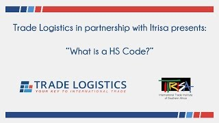 What is a HS Code?