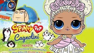 LOL Surprise  Zakręcone pieski  Spinny Pet Cagnolini  bajka po polsku