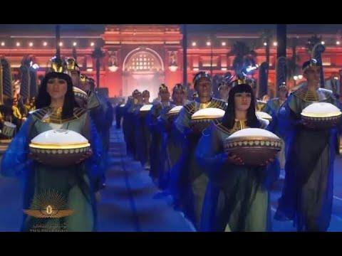 احتفالية موكب نقل المومياوات الملكية إلى المتحف القومي للحضارة بالفسطاط - dmc