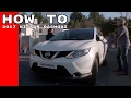 2017 Nissan Qashqai Features & Options How To