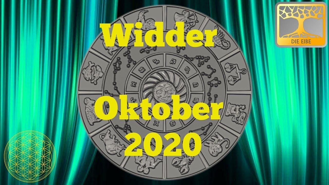 Horoskop Widder Oktober