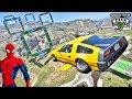CARROS que voam com Homem Aranha e Super Heróis - GTA V Mods - IR GAMES