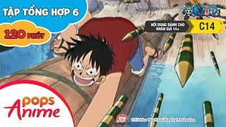 Đảo Hải Tặc Tập Tổng Hợp 6 - Luffy Và Băng Hải Tặc Mũ Rơm - Phim Hoạt Hình One Piece