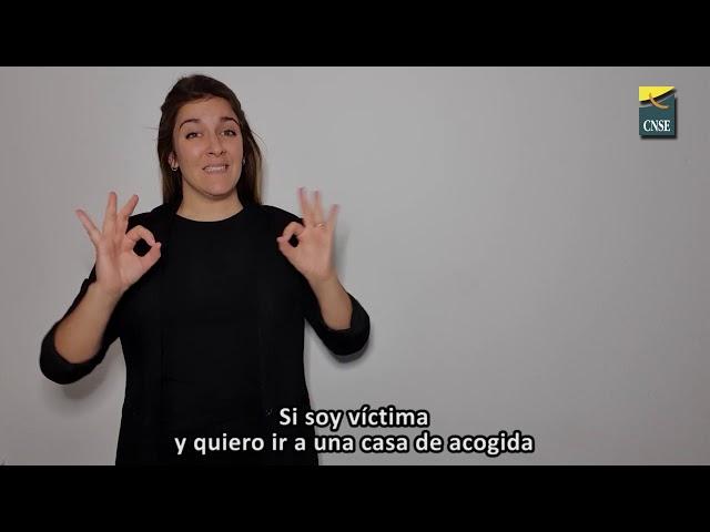 Guía para víctimas de violencia de género durante la pandemia del coronavirus.