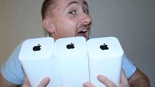 Apple AirPort Extreme Network Extending thumbnail