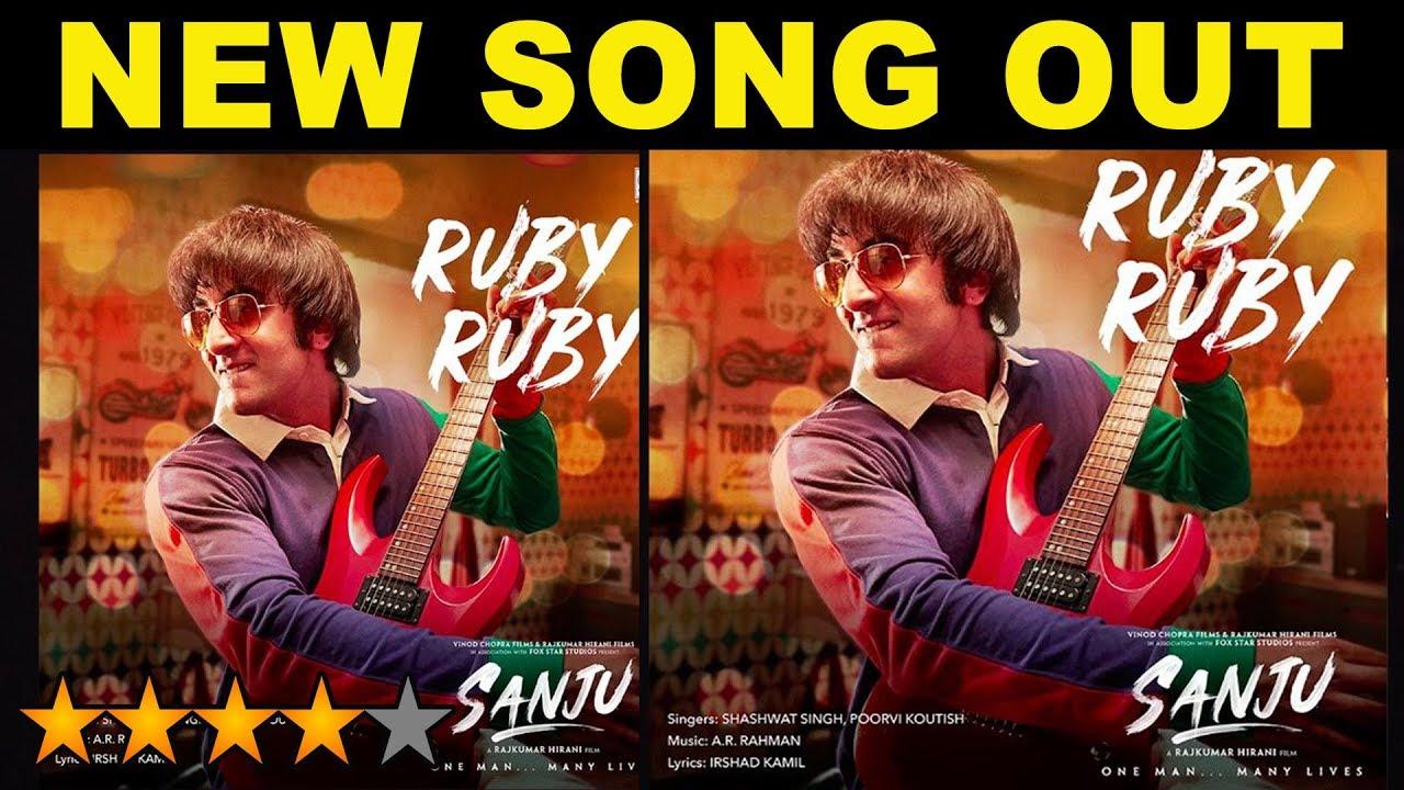 SANJU: Ruby Ruby Song Out | Ranbir Kapoor, Sonam Kapoor ...