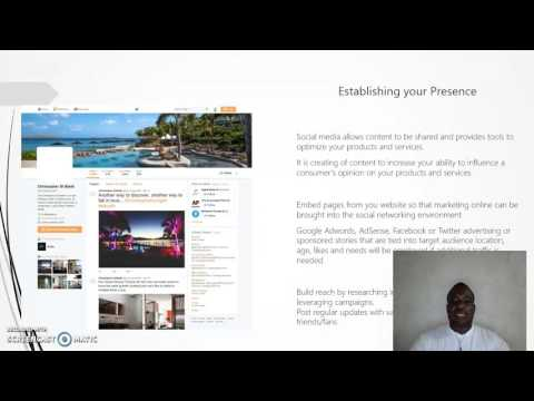 ONLINE IMAGE STRATEGY SOLUTION For Lakaz Chamarel – Mauritius