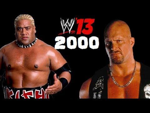 WWE 13 Stone Cold vs Rikishi Custom PROMO !! No Mercy 2000