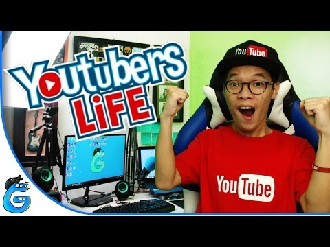 YOUTUBERS LIFE INDONESIA - GOGOGOY NEW GAMING STUDIO - PART 1