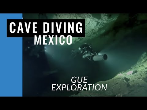GUE / MCEP - Mexico Cave Exploration Project