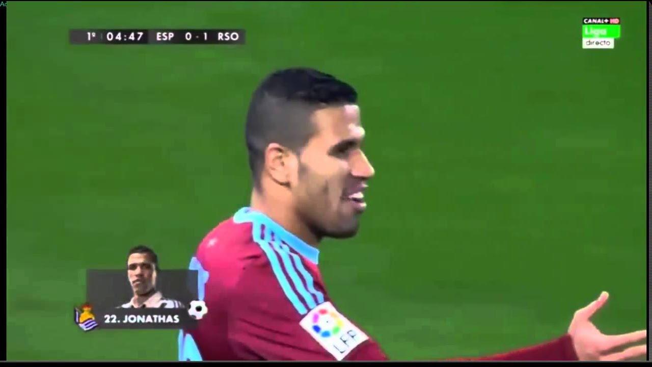 افضل هدف في دوري اسباني على اطلاق - YouTube