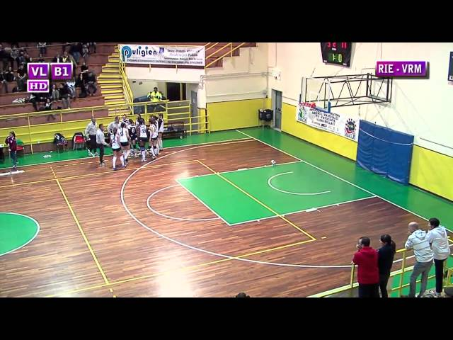 Fortitudo Rieti vs Volleyfriends Roma - 2° Set