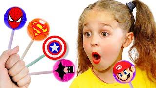 Superheroes & Colors Song 🔴🌕🔵 أغاني الاطفال |동요와 아이 노래 | 어린이 교육 Nursery Rhymes & Kids Songs