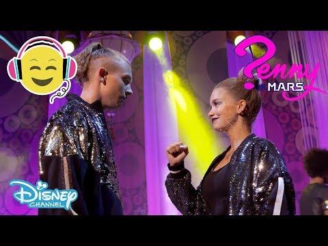 Penny på MARS  Musik: Timeless 👊- Disney Channel Danmark