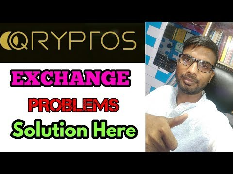 QRYPTOS EXCHANGE PROBLEM? || DINESH KUMAR SUPPORT || CHANNEL PROMOTION