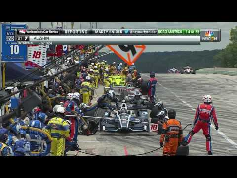INDYCAR Fast Forward: 2017 Kohler Grand Prix at Road America