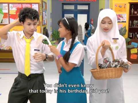 Birthday Surprise - Waktu Rehat - Disney Channel Asia